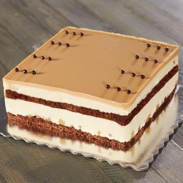 Торта карамел и круши