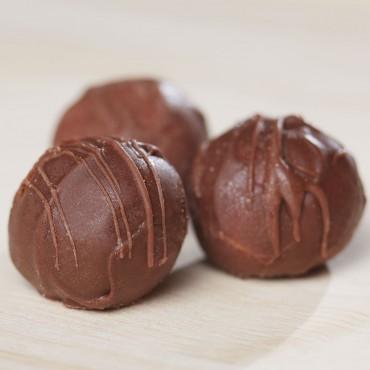Шоколадови трюфели - кафе