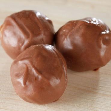 Шоколадови трюфели - карамел