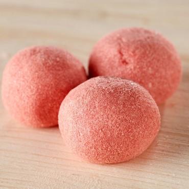 Шоколадови трюфели - ягода